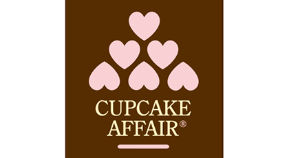 Logo des Goldsponsors «Cupcake Affair»