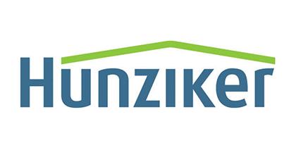 Logo des Goldsponsors «Hunziker AG»