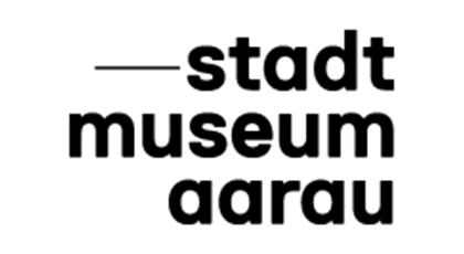 Logo des Goldsponsors «Stadtmuseum Aarau»