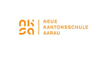Logo des Goldsponsors «Neue Kantonsschule Aarau»